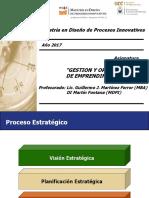 Gestion y Organizacion Maestria Diseño VGMF 2017