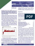 UNWTO Barometer 17 03 June Excerpt 1