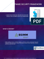 Adopting BSIMM7 Framework In Software Security|Hack2Secure