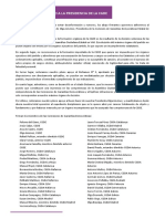 Nota de apoyo a la presidenta del Comité de Garantías Democráticas de Podemos