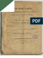 Das Buch Jezira Die Älteste Kabalistische Urkunde Der Hebräer