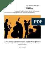 Il Jazz in Italia - Tesi Di Maturità