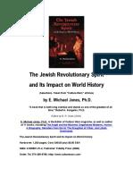 The Jewish Revolutionary Spirit and Its Impact on World History - E. Michael Jones
