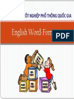 Word Formation Luyen Thi Tnpt