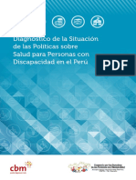 Folleto Diagnostico Politicas Salud Discapacidad Instituto Paz