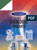 Catalogue Subtil Crepieux