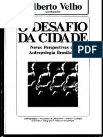 VELHO, Gilberto. O desafio da cidade [livro].pdf