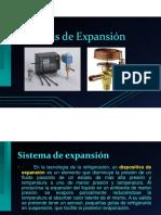 Válvulas de Expansión.pdfRefrigeración