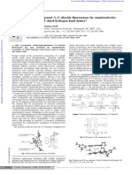 Chemical Communications Volume Issue 18 2004 [Doi 10.1039%2Fb407718k] Mei, Xuefeng; Wolf, Christian -- A Highly Congested N,N_-dioxide Fluorosensor for Enantioselective Recognition of Chiral Hydrogen