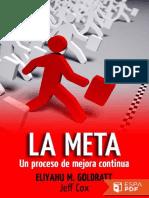 La meta - Eliyahu M. Goldratt.pdf