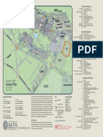 Campus Map - Bath University