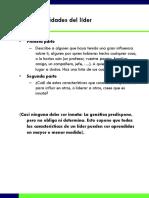 Prácticas Liderazgo Para Curso on Line
