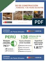 Proceso de Construcción Del Plan Nacional Forestal y de Fauna Silvestre