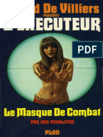 L'Executeur - 003 - Le Masque de Combat - Don Pendleton