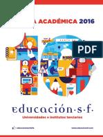 Educacion SF - 2015