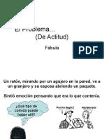 FábulaRatonera PARA ACTITUDES.ppt