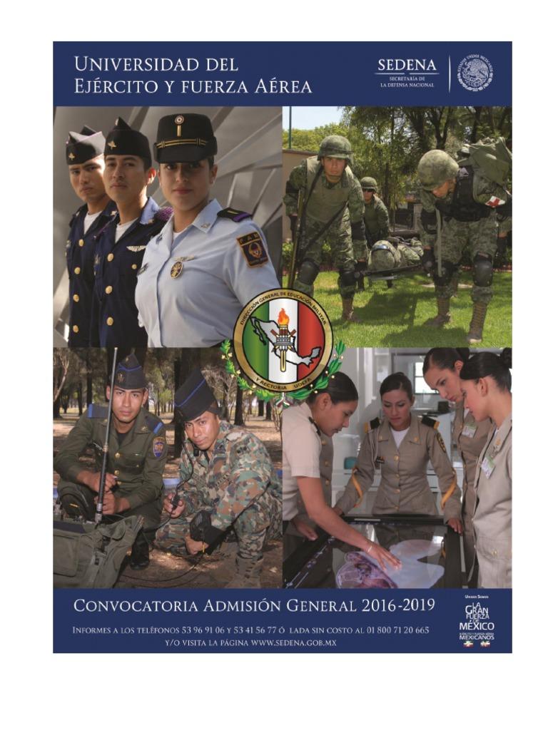 Convocatoria General de Admsion 2016-2019 1 6e02f4678b8