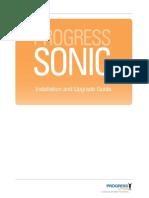 Sonic Install
