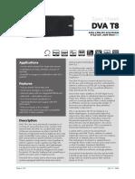 DVA T8 Datasheet - copia.pdf