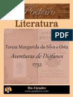 Aventuras de Diofanes - Teresa Margarida da Silva e Orta - Iba Mendes.pdf