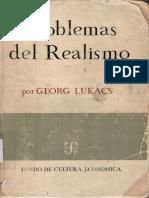 LUKACS- Problemas Del Realismo