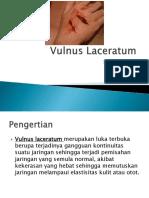Vulnus Laceratum bedah