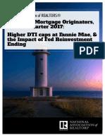 2017 q2 Survey of Mortgage Originators 08-22-2017