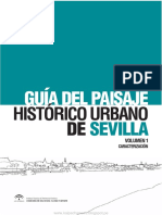 Guia Del Paisaje Histórico Urbano de Sevilla