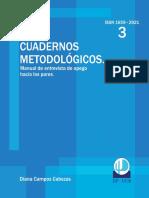 Cuadernos Metodológicos - Manual de Entrevista de Apego Hacia Los Pares