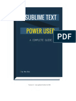 Sublime Text Power User.pdf