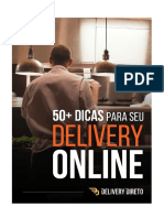50+ Dicas para seu Delivery ONLINE