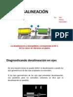 Myslide.es Desalineacion
