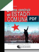 Libro Estado Comunal -Tony Boza