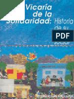Vicaria de la Solidaridad. Historia de su trabajo social.pdf