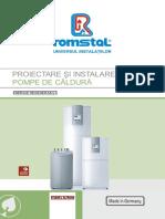 Pompe Caldura Proiectare,Instalare