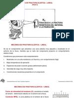 Fractura -Tema 3 - Problemas