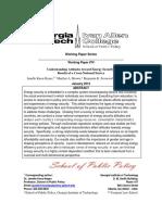 Understanding Attitudes toward Energy Security