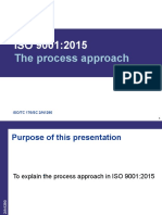 ISO9001Process Approach Presentation