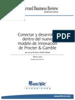 Articulo HBR Conectar y desarrollar dentro del nuevo modelo de innovación de Procter & Gamble.pdf