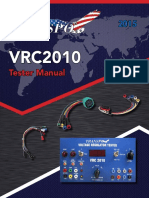 VRC Tester Reguladores Alternador