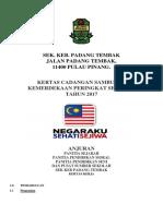 Kertas Kerja Kemerdekaan 2017 Skpt