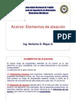 3. Elementos de Aleacion 2015