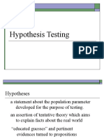 2. Hypothesis Testing (Students).ppt