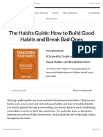 Habits Guide
