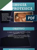 Cirugia Preprotesica Diapositivas Final
