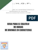 GUIA PARA CALCULO OBRAS DRENAJE SAHOP.pdf