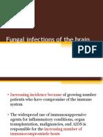 1 Fungus Parasite