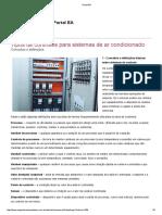 Portal EA - Controles Em HVAC