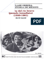 17. Al Norte Del Rio Bravo [Pasado Inmediato] [1930-1981]
