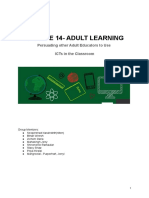Module 14 Adultlearning.doc